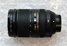 Nikon AF-S DX VR 18-300mm G ED - Objetivo con montura para Montura F de Nikon (distancia focal 27-450mm , apertura f/3.5, estabilizador de imagen)