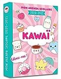 Mon agenda scolaire Kawaï 2020-2021 : Colorie-moi !