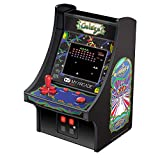 My Arcade Micro Player Mini Arcade Machine: Galaga Video Game, Fully Playable, 6.75 Inch Collectible, Color Display, Speaker, Volume Buttons, Headphone Jack, Battery or Micro USB Powered