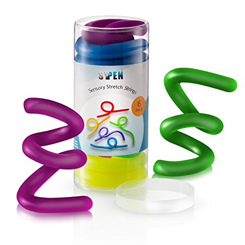 Stretchy String Fidget- Sensory Toys -Stretches from 10...