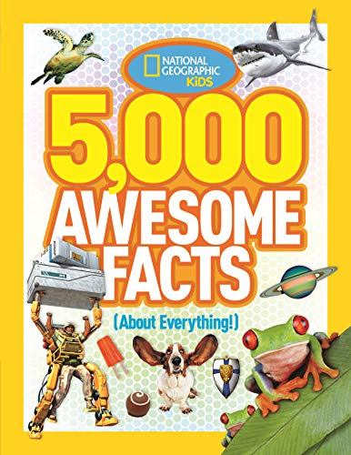 5,000 Awesome Facts (About Everything!) (National Geographic...