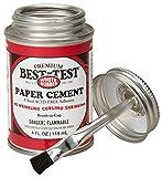 Best-Test Premium Paper Cement 4OZ Can