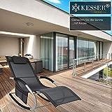 Kesser Sonnenliege Relaxliege Schwungliege Gartenliege - 6