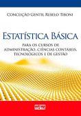 Estadística básica: para cursos de administración, contabilidad, tecnología y gestión