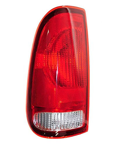 Rareelectrical New Left Tail Light Compatible With Ford F-150 F-250 1997-2004 By Part Numbers FO2800117 F85Z-13405-CA F85Z 13405 CA F85Z13405CA