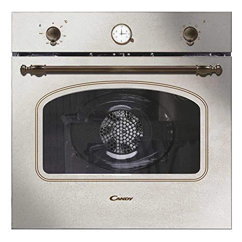 Candy FCC604NAV Forno Elettrico Classic, 65 lt, Classe energetica A+, Colore Avena