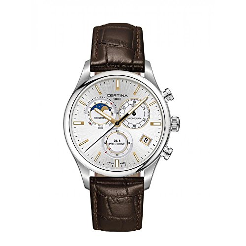 Certina Chronograph Moon Phase