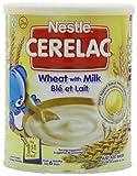 Nestl? Cerelac Infant Cereals Wheat 400 g (Pack of 4)