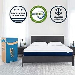 Sleep Innovations Memory Foam - Taylor – Best Cooling, Runner Up