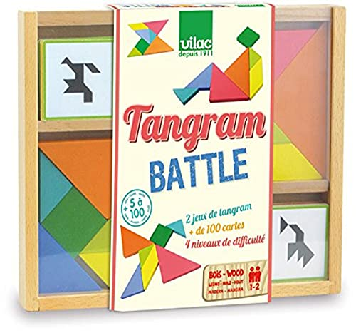 Vilac - Tangram Battle (6061)