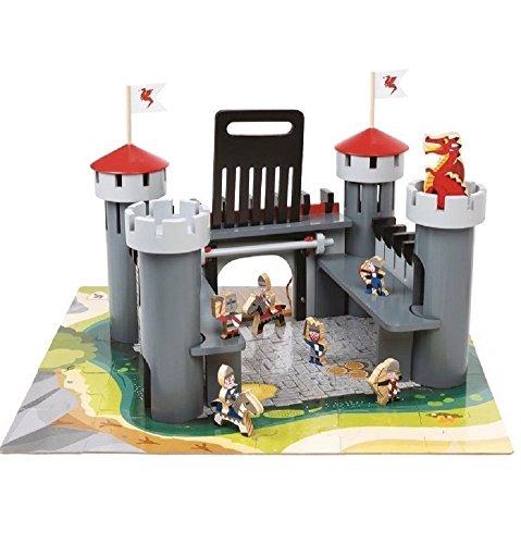 Alex Wooden Dragon Castle