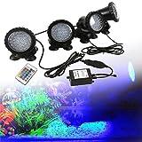 GreenSun LED Lighting 36 LED Spot Led Submersible Ampoule/Lampe LED Etanche...