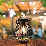 Hanging Solar Lanterns...image