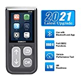 OBD2 Scanner AMTIFO Car Code Reader with Bluetooth, Engine Fault Code Reader, Read Codes Clear...