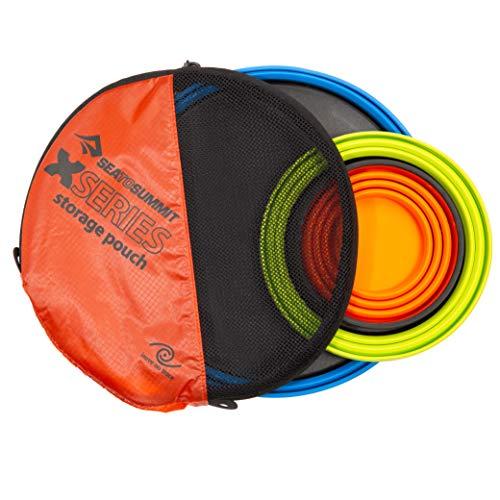 Sea to Summit X Series Set, 3 pezzi (piatto, ciotola, tazza con sacchetto)