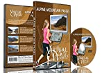 Virtual Walks - Alpine Mountain Passes for indoor walking, treadmill and cycling workouts