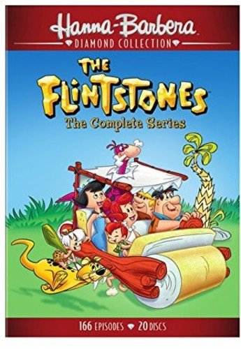 The Flintstones: The Complete Series (Repackaged 2018/DVD)