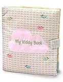 MY KIDDY BOOK - LIVRE D'ÉVEIL ET D'ACTIVITÉ EN TISSUS MONTESSORI POUR ENFANTS DE 2-4...