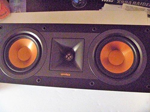 Our Recommendation: Klipsch R-25C Speaker
