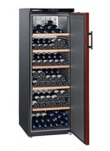 Liebherr WK 201 Libera installazione Cantinetta vino con compressore Acciaio inossidabile...