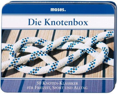 Moses 4006 Die Knotenbox | 50 Knoten-Klassiker...