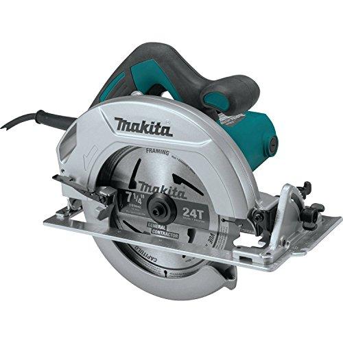 Makita HS7600 Sierra Circular, 185 mm, 5.200 Rpm, 1.200W, 7 1/4'