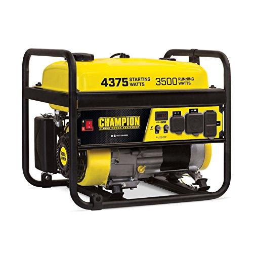 Champion Power Equipment 100555 4375/3500-Watt RV Ready Portable...