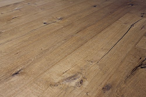Woodstore Handelsgesellschaft PK151903 - Parquet Khrs Artisan Collection, in rovere camino, piallato...