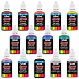 U.S. Art Supply 12 Color Set of Primary Opaque Colors Acrylic...