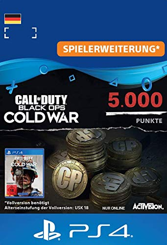 Call of Duty: Black Ops Cold War | 5.000 Punkte | deutsches Konto 5.000 Punkte | PS4/PS5 Download Code