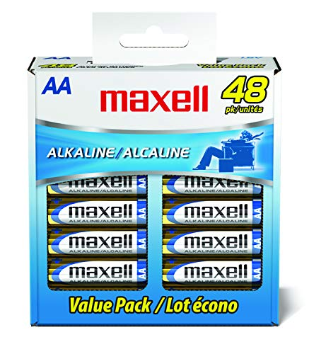 Maxell 723443 Alkaline Battery