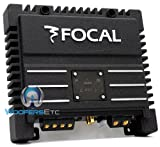 SOLID2 Black - FOCAL 2-Channel 200W RMS Power Amplifier