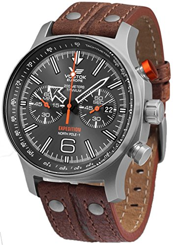 Vostok Europe Expedition Herr uhren 6S21-595H298