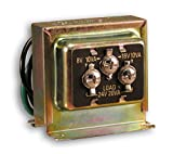 Heath Zenith SL-125-02 Wired Door Chime Transformer