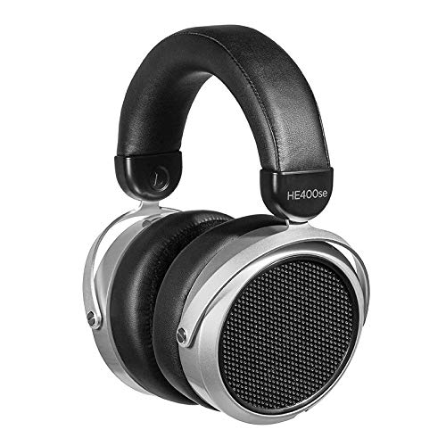 HIFIMAN HE400SE Stealth Magnets Version Over-Ear Open-Back Full-Size Planar Magnetic Wired...