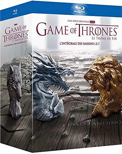 Game of Thrones (Le Trône de Fer) - L'intégrale des saisons 1 à 7 [Reino Unido] [Blu-ray]