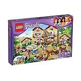 LEGO Friends - 3185 - Jeu de Construction - Le Camp d'équitation