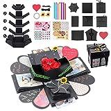 Kicpot Creative Explosion Gift Box, Love Memory DIY Photo Album as...