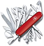 Victorinox Swiss Army Multi-tool SwissChamp Pocket Knife