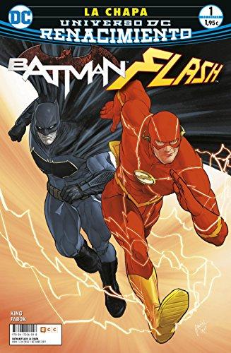 Batman/Flash: La chapa 1 (Batman/ Flash: La chapa O.C.)