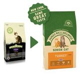 James-Wellbeloved-Dry-Cat-Food-Turkey-And-Rice-Senior-4kg