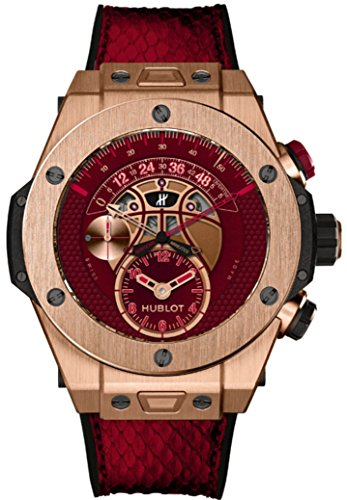 "Hublot Kobe""Vino"" Bryant Limited Edition Unico 18ct Rose Gold Burgundy"