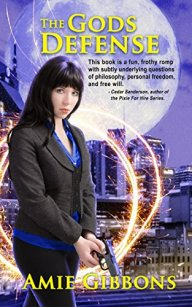 The Gods Defense (Laws of Magic Book 1) by [Amie Gibbons]