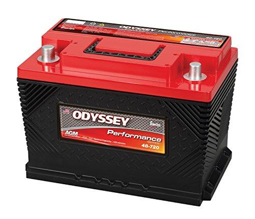 Odyssey Battery 0752-2020 lead_acid_battery