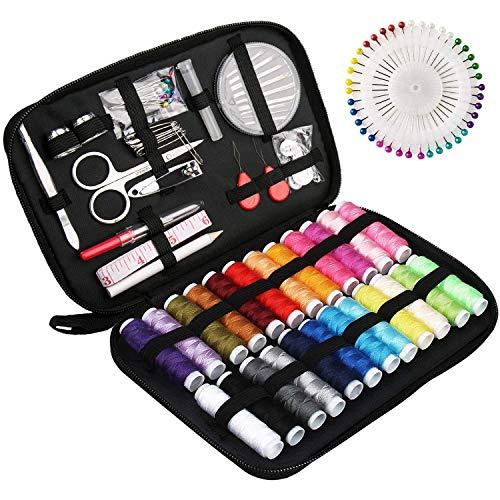 Kit Couture Complet 130 pcs avec Boîte, Sets et Kits de Couture,avec...