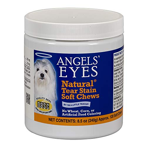 Angel's Eyes NATURAL Tear Stain Prevention Soft...