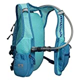 HYDRATION THAT LASTS - Stores an entire 2 Liters of water to keep you hydrated throughout your workout, designed with bite valve ONE SIZE FITS MOST- Adjustable chest straps to fit a wide range of sizes, fully adjustable to suit your body and comfort ...