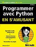 Programmer en s'amusant avec Python pour les Nuls, mégapoche, 3e éd.