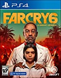 Far Cry 6 PlayStation 4 Standard Edition with Free Upgrade to the Digital PS5 Version (Video Game)