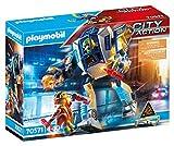 PLAYMOBIL City Action Robot Policía: operación Especial, A partir de 4 años...